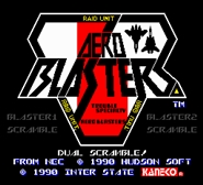 Aero Blasters