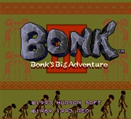 Bonk 3 – Bonks Big Adventure