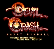 Devil Crash – Naxat Pinball
