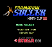 Formation Soccer – Human Cup 90