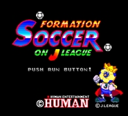 Formation Soccer – On J.League