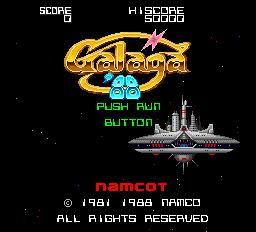 Galaga 88
