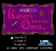 Mahjong Haou Den – Kaisers Quest