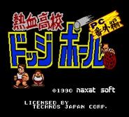 Nekketsu Koukou Dodgeball Bu – PC Bangai Hen