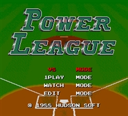 Power League All Star Version