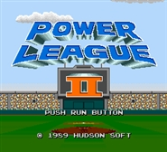Power League II