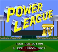 Power League IV