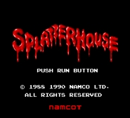 Splatterhouse Chrome