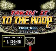 Takin It to the Hoop