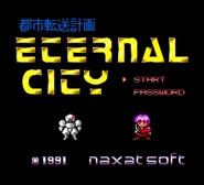 Toshi Tensou Keikaku – Eternal City