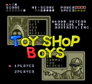 Toy Shop Boys
